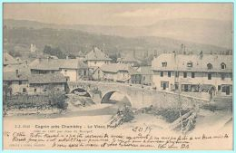 CPA - Cognin Près Chambéry (73) - Le Vieux Pont - Chambery