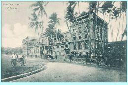 CPA - Ceylon (Sri Lanka) - Colombo - Galle Face Hotel - Sri Lanka (Ceylon)