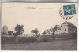 MONTMELIANT ST WITZ  95 - Vue Générale - CPA - Val D'Oise - Saint-Witz