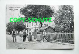 THARNAU O.S. Grottkau - Gasthaus RUNGE Toll Belebt! Gr. Hund - 1932 - Schlesien