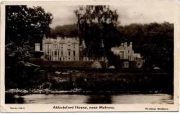 BERWICKS - MELROSE - ABBOTSFORD HOUSE RP  Ber1 - Berwickshire