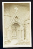 Cpa Carte Photo  Angleterre Oxfordshire Uffington Church   DPTY5 - Inghilterra