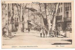 CERET - Boulevard Maréchal Joffre - Ceret