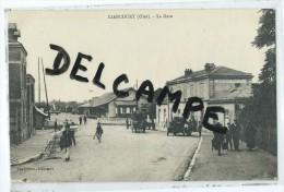 CPA -  Liancourt - La Gare - Liancourt