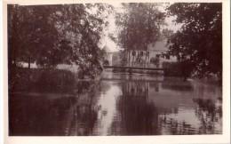 LOULANS-les-FORGES: Pont Sur La Linotte - Altri Comuni