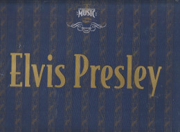 G)2002 USA, ELVIS PRESLEY ALBUM WITH THE STAMPS, UNOPENED, MNH - Otros