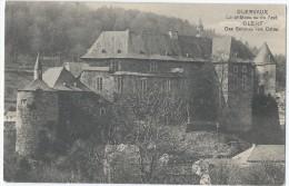 CLERVAUX  Le Chàteau Vue De L¨est  P. Houstrass - Clervaux
