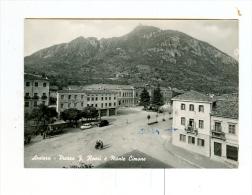 ARSIERO,P.za F.Rossi E Monte Cimone-1959-Animata Con Auto-CAR-Persone-!!!!!!!!! - Vicenza