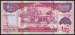 SOMALILAND. 1000 Shillings - 2011. Pick - New. UNC - Somalia
