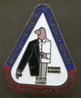 pin�s - association professionnel des nettoyeurs buandiers - QUEBEC Canada