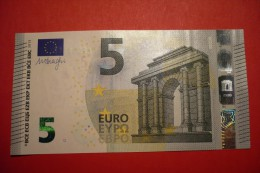 5 EURO 2013 Draghi U004 UA C1 France U004C1 UA2081776071, UA2082215172, ...181 Unc Charge 8 - 5 Euro