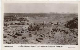 AFRIQUE - MAROC - OUARZAZAT - Les Casbahs De TAZROUT Et TAMESLAT - Maroc