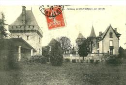 Lalinde. Le Chateau De Sauveboeuf. - France