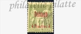 -Dédéagh  8 Obl - Dedeagh (1893-1914)