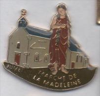 Beau Pin's , Ville De Jumet , Marche De La Madeleine , église , Religion , Charleroi , Belgique - Steden