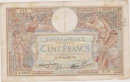 100FR LUC OLIVIER MERSON - 100 F 1908-1939 ''Luc Olivier Merson''