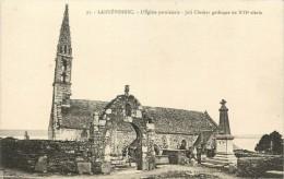 LANDEVENNEC     EGLISE PAROISSIALE  MONUMENT AUX MORTS - Landévennec