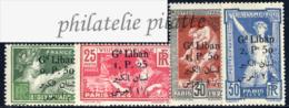 -Grand Liban  45/48** - Grand Liban (1924-1945)