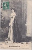14 /  6 / 133  - FÊTES  DU CARNAVAL À  CHÂLON Sur SAÔNE 1909  - LA  REINE  DES  REINES - Chalon Sur Saone