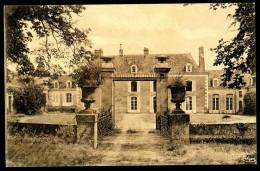 Cpa Du 49 Miré  Château De Moulin  ...  Châteauneuf Sur Sarthe Segré    DPTY6 - Chateauneuf Sur Sarthe