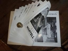 N° 4998 Du 17 Décembre 1938 : Les épaves De Guerre 20 Ans Après ; TAHITI ; Argentine ; Le Culte Des Ancêtres Au NIGERIA - Zeitungen