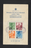 Romania Efiro Sibiu 1938 - 1918-1948 Ferdinand, Carol II. & Mihai I.