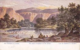 THE PLACE OF BAPTISM ON THE JORDAN - Jordan