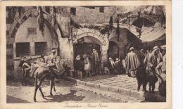 JERUSALEM - STREET SCENE - Palestine