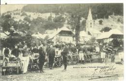 VALLOUISE....Htes ALPES.....CHASSEURS ALPINS.....Batterie Alpine...belle Animation En Bon Plan - France