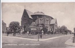 WELLINGBOROUGH - CONGREGATIONAL CHURCH - Northamptonshire