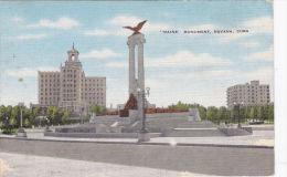 HAVANA, CUBA - 'MAINE' MONUMENT - Cuba