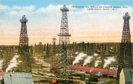 LONG BEACH     PETROLE   GISEMENT    PRODUCING OIL - Long Beach