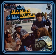 * LP *  CALIFORNIA DREAMIN' - THE BEST OF THE MAMAS & THE PAPAS (UK 1974 EX!!!) - Country En Folk