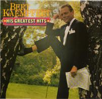 * 2LP *  BERT KAEMPFERT - HIS GREATEST HITS (Germany 1965 EX!!!) - Instrumentaal