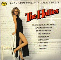 * LP *  HOLLIES - LONG COOL WOMAN IN A BLACK DRESS (NL Different Sleeve + Label) - Rock