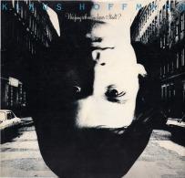 * LP *  KLAUS HOFFMANN - WAS FANG ICH AN IN DIESER STADT? (Germany 1978 EX!!!) - Vinylplaten