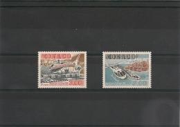 MONACO  Année 1990   N° Y/T : 1736/37** - Monaco