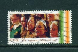 IRELAND  -  2007  National Anthem  55c  Used As Scan - Usati