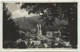 Clervaux (Klierf) - Panorama (Carte-Foto) - Clervaux
