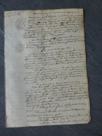 86 Dienné 1851 Procès Duchastenier (La Cour) Vs Gallet Succession Imbert ? Rouger ; Ref 954 - Historical Documents