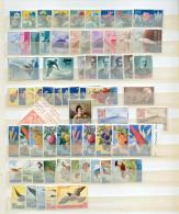 COL 10  - Saint Marin 1 - 68 Timbres En Series Complètes En Majorité - Qualité ** Et * - Collections, Lots & Séries
