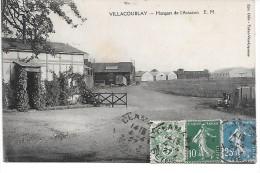 CLAMART VILLACOUBLAY - Hangars De L´aviation - Velizy