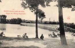 MONTCEAU LES MINES-DIGUE DE L ETANG DUPLESSIS-BE - Montceau Les Mines