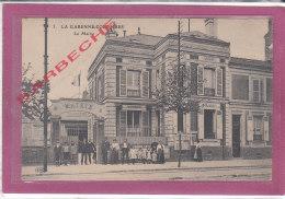 92.- LA GARENNE-COLOMBES .- La Mairie - La Garenne Colombes