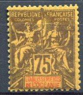 Océanie                       12  * - Unused Stamps