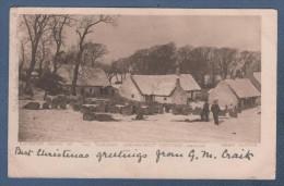 SCOTLAND NEAR EDINBURGH - CP THE ROARING SHEPHERDS COTTAGE SWANSTON - JAMES PATRICK - CASTLE SERIES POST CARDS SWANSTON - Ecosse