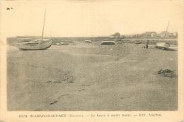 50 BLAINVILLE-SUR-MER LE HAVRE A MAREE BASSE - 11465 - Blainville Sur Mer