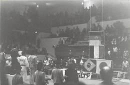 Ref A795- Arts Martiaux -judo -photo Souple Non Située- Rencontre Internationale Ou Nationale ??- Photo Bon Etat  - - Martiaux