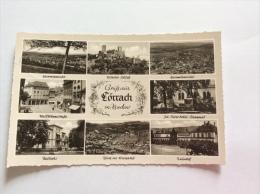 Grub Aus LORRACH In Baden - Cartolina FP BN V 1958 - Loerrach