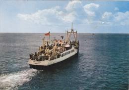 CPM 56 @ BELLE ILE EN MER @ Le Bateau Navette De Quiberon -  Le Belle Isle - Belle Ile En Mer